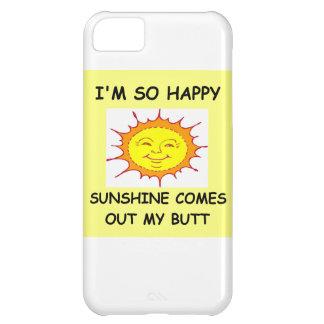 felicidad funda para iPhone 5C