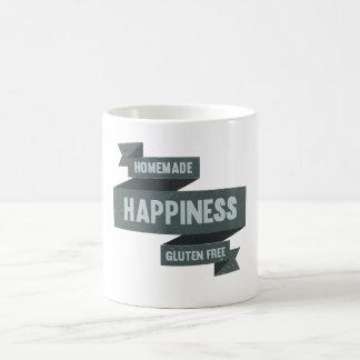Felicidad hecha en casa - el gluten libera taza clásica
