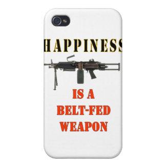 FELICIDAD iPhone 4/4S CARCASAS