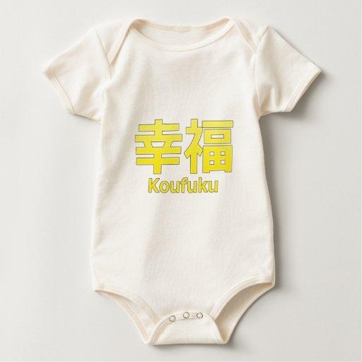 Felicidad (Koufuku) Trajes De Bebé