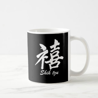 Felicidad Shih Tzu Taza De Café