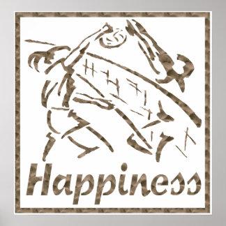 Felicidad: Voleibol Póster