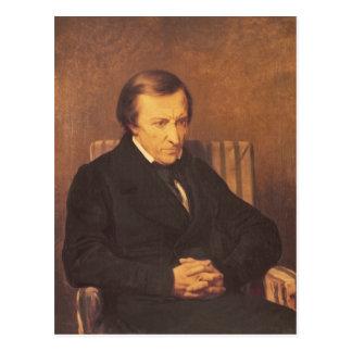 Felicite Roberto de Lamennais 1845 Tarjetas Postales