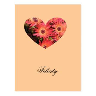 Felicity Postcard