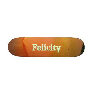Felicity Skateboard Deck