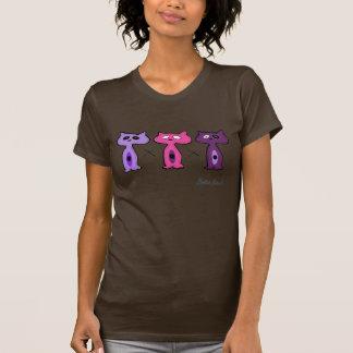 Felid Friends Tee Shirt