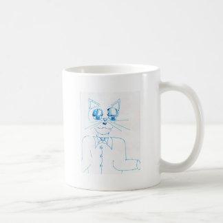 Felidae apuesto taza