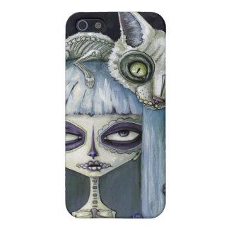 Felina de los muertos case for iPhone 5