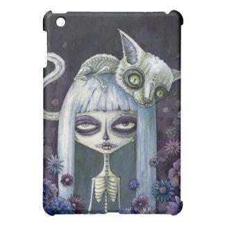 Felina de los muertos iPad mini case