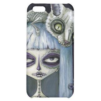 Felina de los muertos iPhone 5C cases
