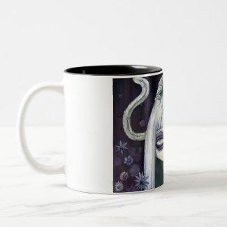 Felina de los muertos mug