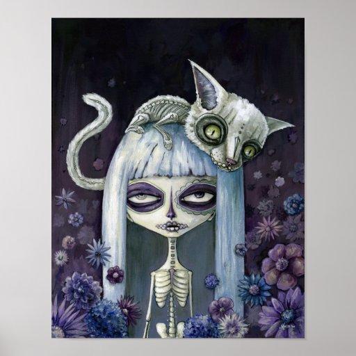 Felina de los muertos posters