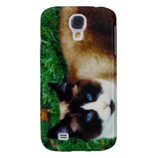 Feline Beauty Samsung S4 Case