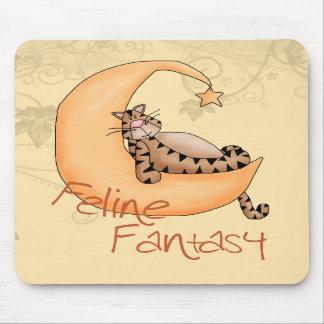 Feline Fantasy Mouse Mats