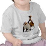 Feline Friends T Shirt