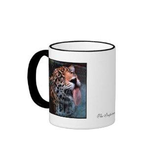 Feline Love Mug mug