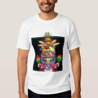 Feline Miranda Tee Shirts