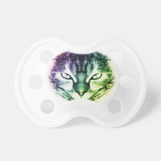 Feline Baby Pacifiers