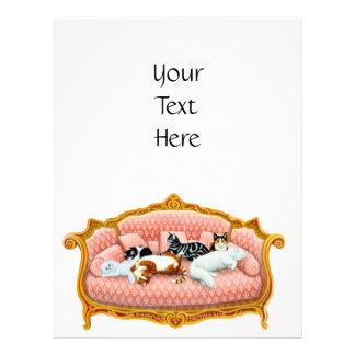 Feline Royalty Flyer