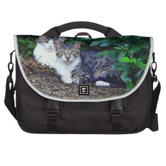 Felines salvaje bolsas para ordenador