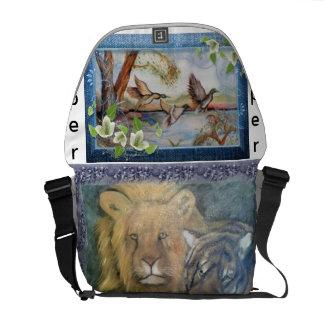 felini messenger bag