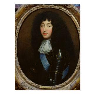 Felipe del duque de Francia de Orleans Postal