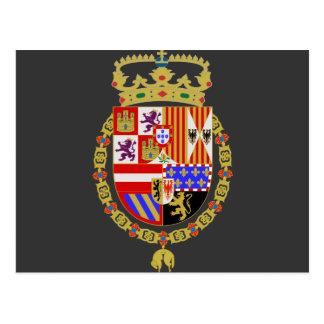 Felipe II, Hungary Postcard
