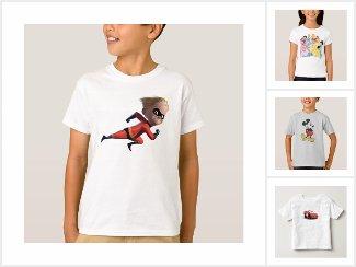 Felipe's Favorite Disney Kids T-Shirts