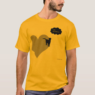 Felis domesticus apparel by ArtemisKlein T-Shirt