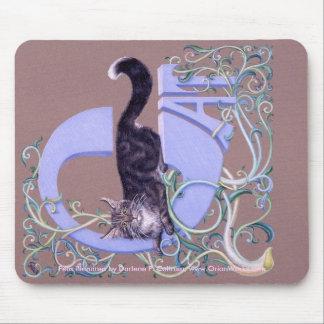 Felis Illumines, Felis Illumines by Darlene P. ... Mouse Pad