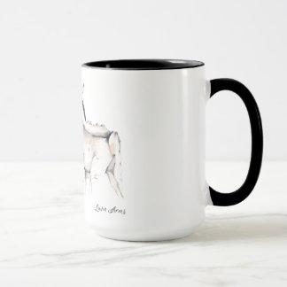 Felix & Alfalfa Mug