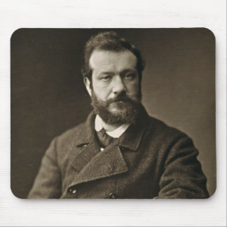 Felix Bracquemond (1833-1914), from 'Galerie Conte Mouse Pad