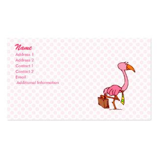 Felix Flamingo Business Card