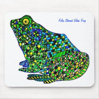 Felix Frog Mousepad