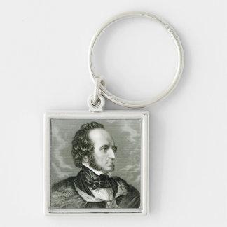 Felix Mendelssohn 2 Keychain