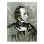Felix Mendelssohn 2 Tarjeta Postal