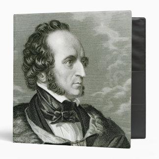 Felix Mendelssohn 2 Vinyl Binder