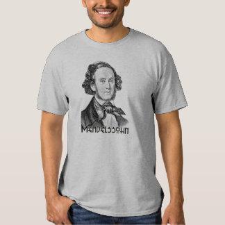 Felix Mendelssohn T-shirts