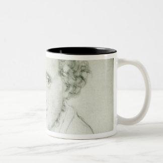 Felix Mendelssohn Two-Tone Coffee Mug