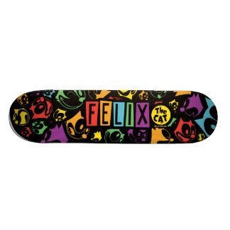 Felix Mini Skateboard