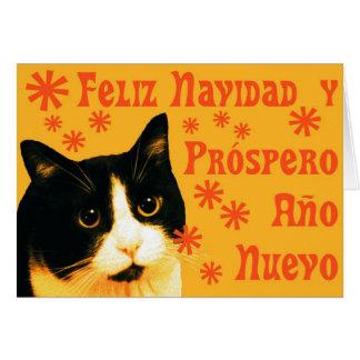 Felix Navidad Card