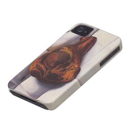 Felix Vallotton - el jamón Case-Mate iPhone 4 Protectores