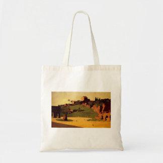 Felix Vallotton - Forum Roman Canvas Bags