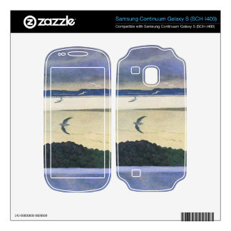 Felix Vallotton - Gulls Samsung Continuum Decal