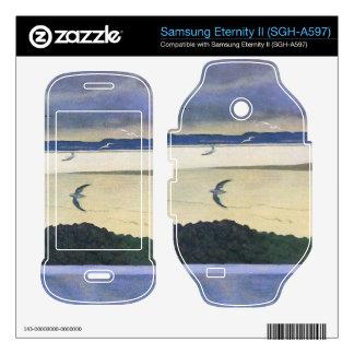 Felix Vallotton - Gulls Samsung Eternity II Skin