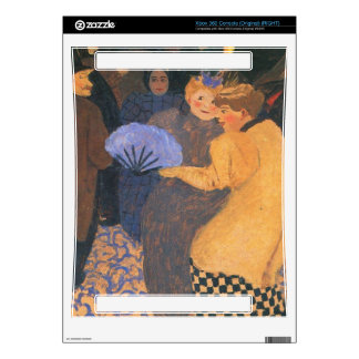Felix Vallotton - In the music hall Decals For The Xbox 360