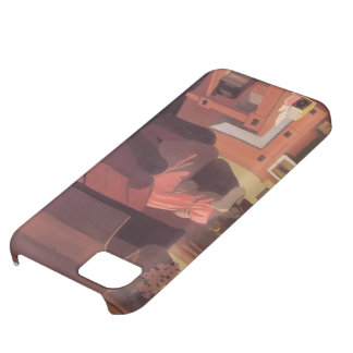 Felix Vallotton - Intimacy Couple in Interior iPhone 5C Cases