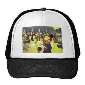 Felix Vallotton - Luxembourg Garden Trucker Hat