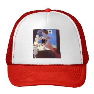 Felix Vallotton - Misia at Her Dressing Table Trucker Hat