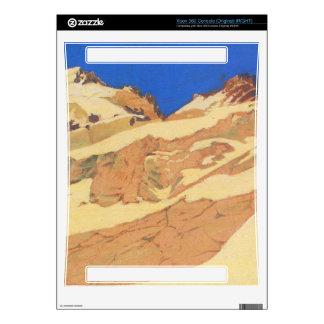 Felix Vallotton - Mountain landscape Decals For Xbox 360